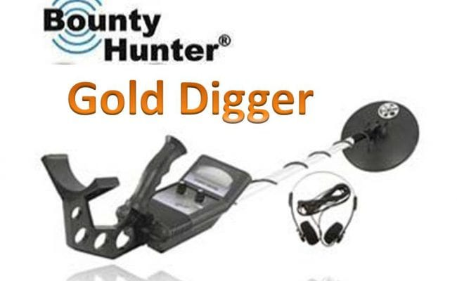 bounty nunter gold digger review