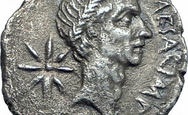 roman coin caesar