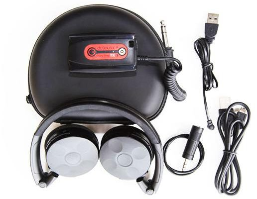 deteknix wireless headphones kit review