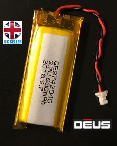 Standard XP DEUS battery on eBay